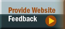 Provide Website Feedback